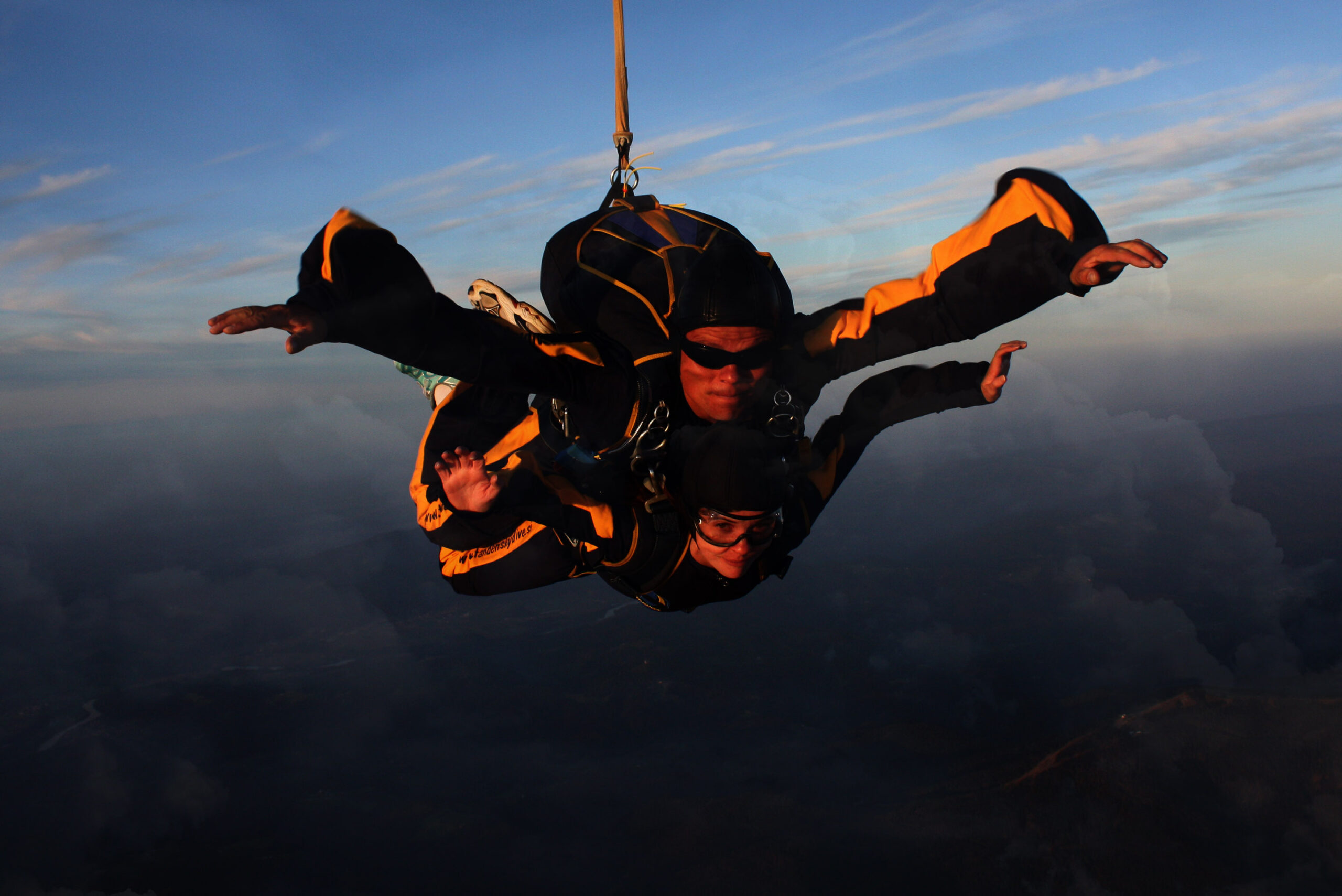 tandemski skok